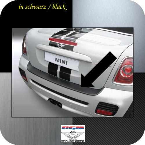 Original RGM Ladekantenschutz ABS schwarz Mini Coupe Cooper R58 ab Bj 09.2011