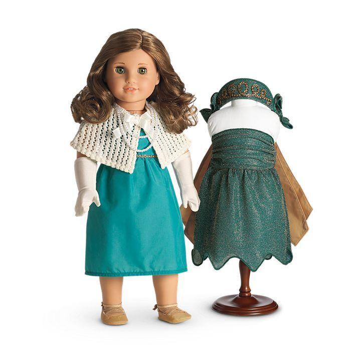 American Girl Doll Rebecca's Costume Set New in Box Mix & Match RETIrot RARE