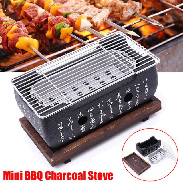 Mini Portable Barbecue Bbq Grill