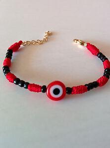 Image Is Loading Baby Evil Eye Bracelet Pulsera De Bebe Para