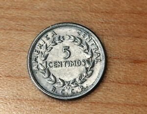 1958-Costa-Rica-5-Centimos