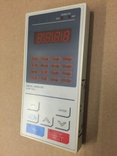 Magnetek//Yaskawa JVOP-131U Digital Keypad Operator for GPD505V// P5 Series Drives