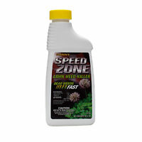 Speedzone Lawn Weed Killer Conc 20 Oz. Btl Controls Over 100 Broadleaf Weeds
