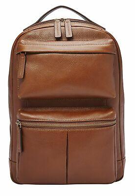 FOSSIL sac à bandoulière Buckner Commuter Bag sac à bandoulière Cognac | eBay