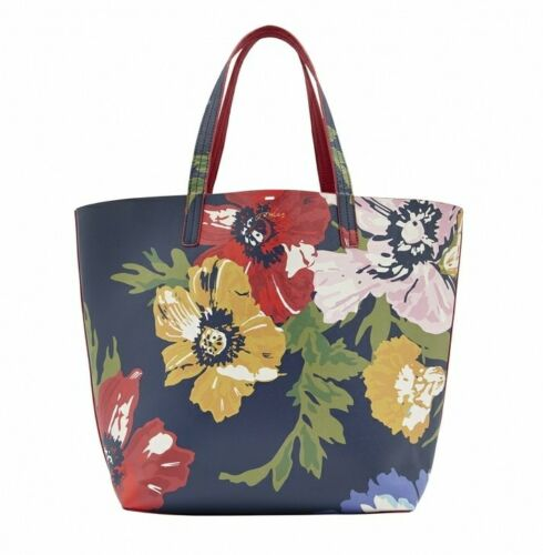 tracolla a French Revery reversibile Navy Reversible di Joules Borsa xw50Ix