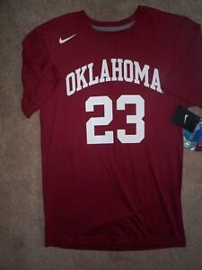 Image is loading 30-NIKE-Oklahoma-Sooners-BLAKE-GRIFFIN-Jersey-Shirt- c09f83580