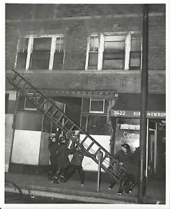 Vintage photo of fire at furniture store in chicago fire for G furniture chicago