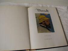 MONET - LES GRANDS MAITRES DE LA PEINTURE MODERNE - 1977