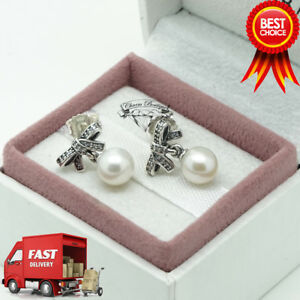 a419ff56d Image is loading Pandora-Delicate-Sentiments-Stud-Earrings-290596P