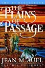 Plains of Passage, the by Jean M. Auel (Hardback, 2002)