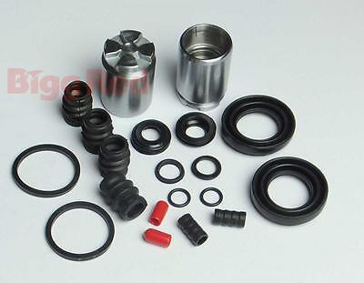 for NISSAN PATHFINDER 2005-16 rear Brake Caliper repair kit with Pistons RKP50