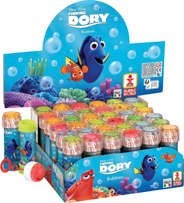 36x /6 Jungen Mädchen Findet Dory Nemo Bubbles Party Beutel Füller Spielzeug