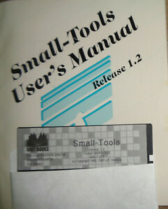 Small-Tools-Ver-1-2-by-James-E-Hendrix-for-Small-C-compiler-manual-amp-disk