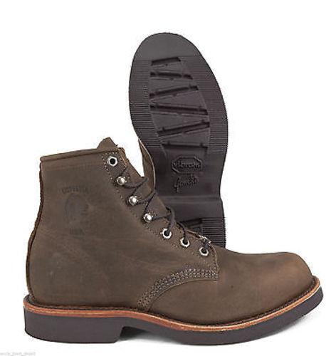 CHIPPEWA Acedera 20066 , CHOCOLATE Apache Cuero st USA Zapatos Trabajo