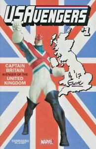 USAVENGERS-1-FORBIDDEN-PLANET-EXCLUSIVE-Captain-Britain-Marvel-Avengers-HOT