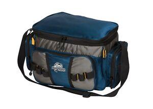 Okeechobee Fats Small Soft-Sided Tackle Bag Blue
