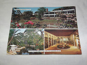 VINTAGE-PATRICIA-MURPHY-039-S-CANDLELIGHT-RESTAURANTS-WESTCHESTER-NY-FLA-POSTCARD