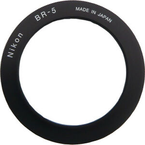 Nikon-Japan-Camera-Lens-Mount-Adapter-Ring-BR-5-for-62mm-BR-2A