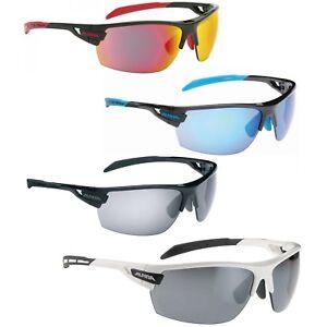 a93d65434d397f Das Bild wird geladen Alpina-Sonnenbrille-Herren-Sportbrille -Radbrille-Damen-mit-Wechselglaeser-