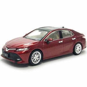 Toyota-Camry-2019-1-43-Die-Cast-Modellauto-Auto-Spielzeug-Model-Sammlung-Rot