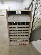 Reznor Gas Heater F200 200000 Btu Shop Or Garage