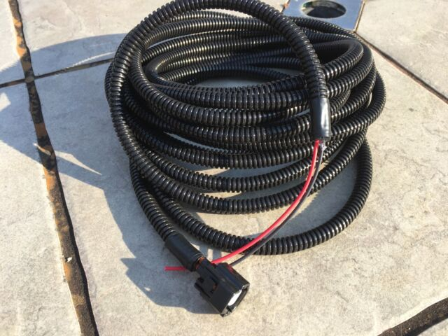 Jeep Wrangler Jk Jku Rubicon Dana 44 Electric Locker Wire Harness Axle P5155359