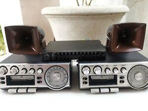 Pioneer-KP500-PT6-Tweeter-Alpine-3331-equalizer