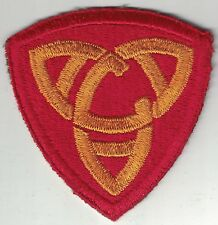 WWII Original US Army Antiaircraft Command Eastern Defense W/B SSI Patch