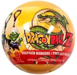 8 DRAGON BALL Z BACKPACK HANGERS /& ORIGINAL MINI FIGURES LOT OF SEALED NEW