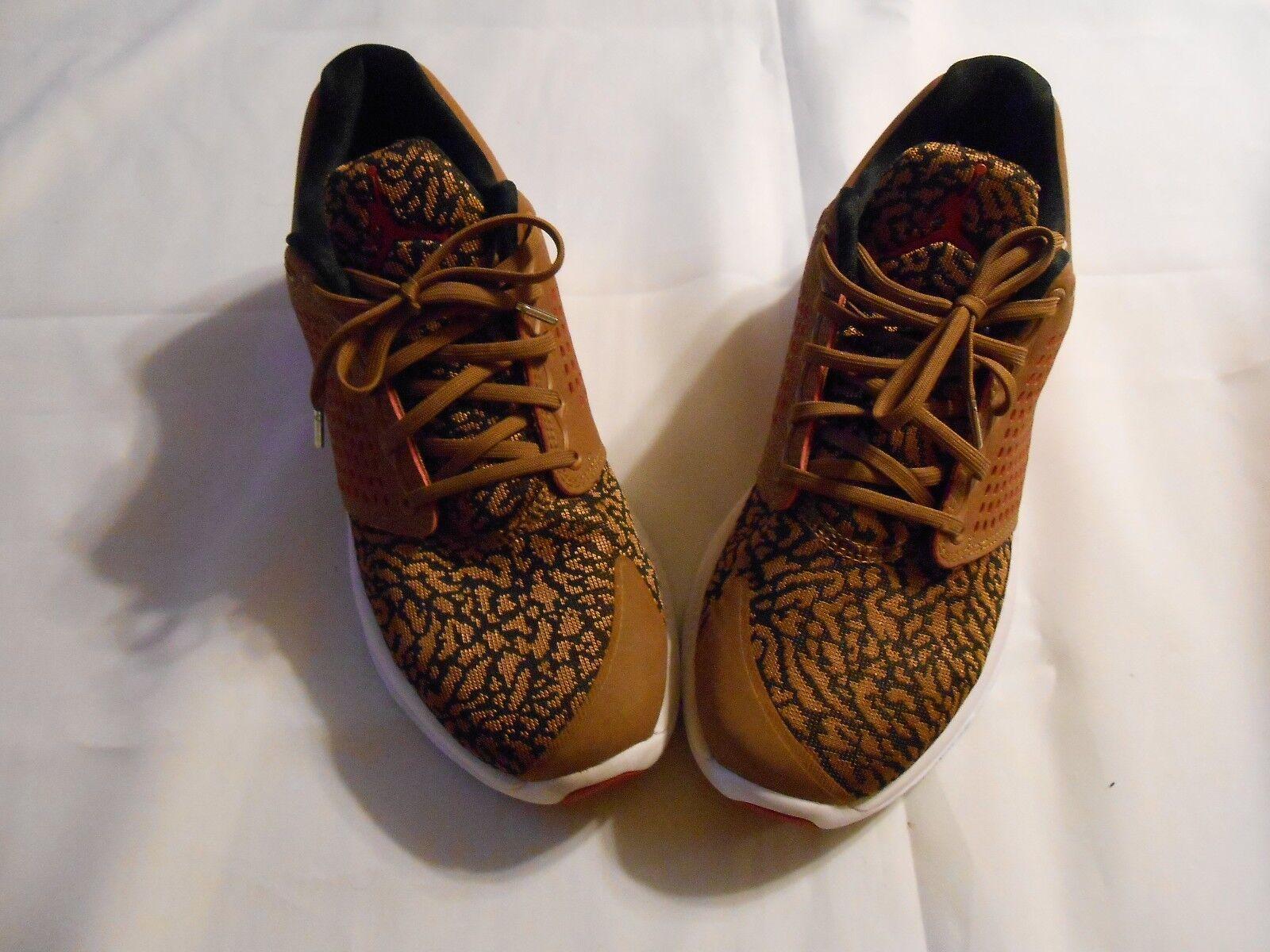 Nike air jordan st premio brown allenatore Uomo formazione le scarpe!!!!!!