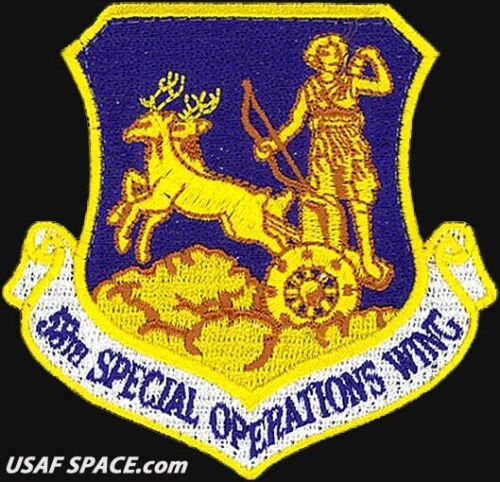 NM Kirtland AFB ORIGINAL AIR FORCE PATCH USAF 58TH SPECIAL OPERATIONS WING