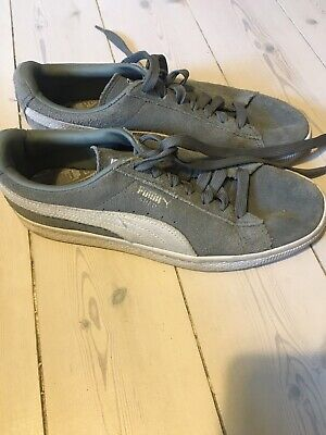 Kvinders Sko Helt ny Puma SUEDE PLATFORM CORE Sneakers Blå