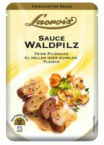 Lacroix-Sauce-Forest-Mushroom-5er-Pack-5-x-150-G