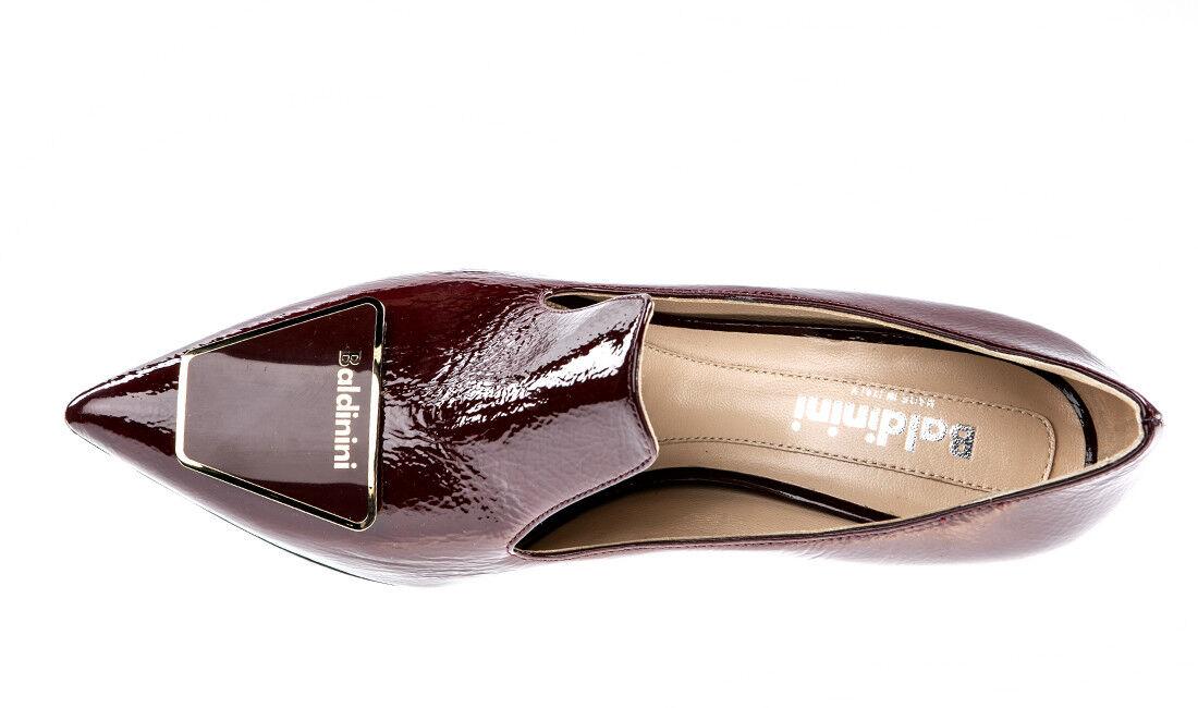 Authentic Baldinini Leather Italian Designer Collection schuhe New Collection Designer rot 08a92c