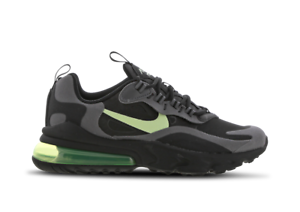 Nike-Air-Max-270-UK-Size-5-Women-039-s-Shoes-Black-Grey-Trainers