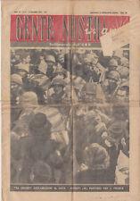 FASCISMO GENTE NOSTRA N.2 NOVEMBRE 1942 CAVALLERIA-CIVILTà E VITA GIAPPONE