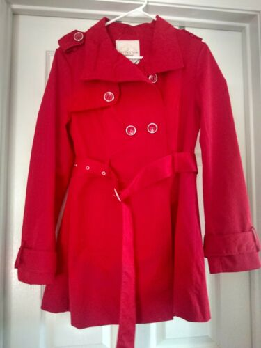Covington Red Overcoat