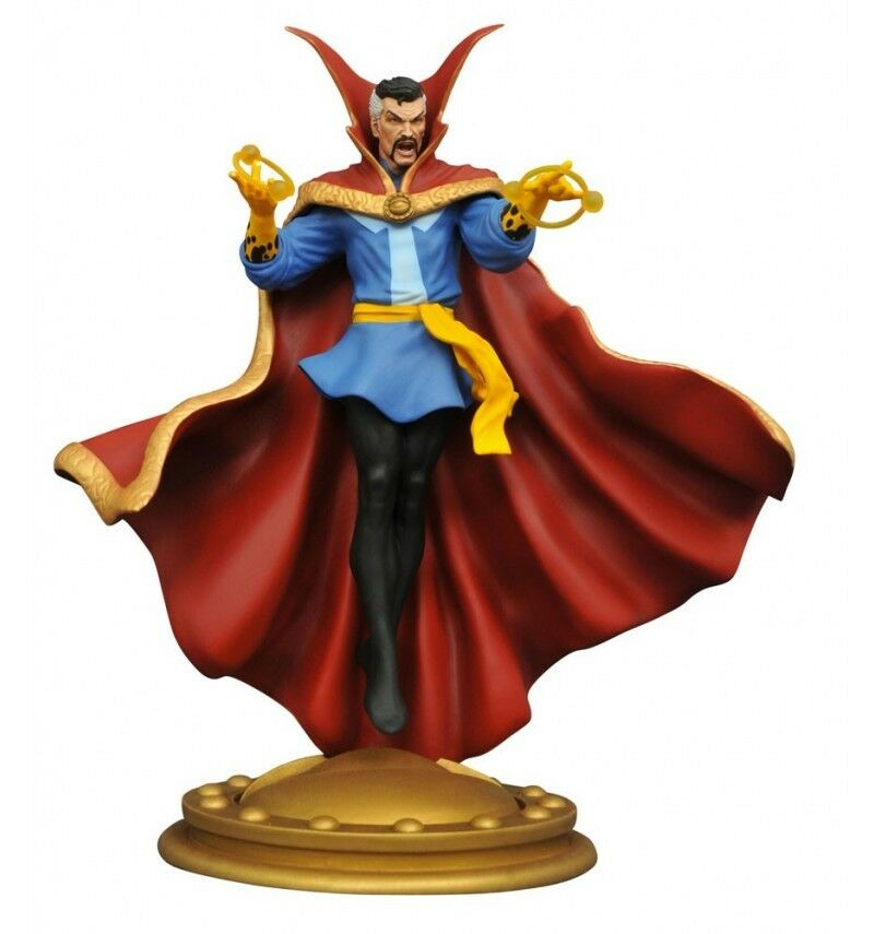Diamond Diamond Diamond Select Marvel Gallery Estatua Doctor Strange 2275f4