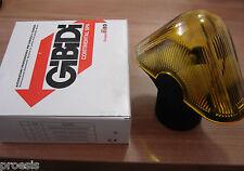 GIBIDI 70524 lampeggiatore 24VDC giallo luce fissa lampada a filamento