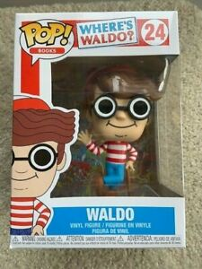 Where-039-s-Wally-Waldo-FUNKO-POP-VINYL-NEW-in-BOX