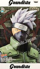 Staction Figurine de Kakashi Hatake Naruto Shippuden Grandista Shinobi Relations