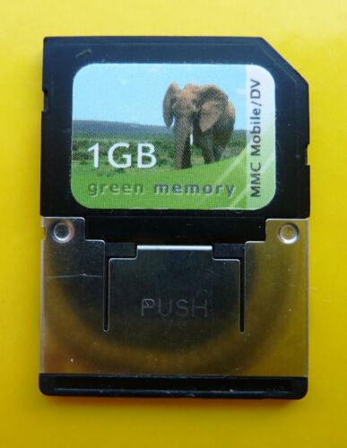 Tarjeta de memoria SanDisk Extreme Memory RS-MMCMMC card 32mb256mb512mb 1gb Mobile