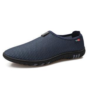 innovative design 72cae 7adba Details zu Damen Herren Sneaker Outdoor Mesh-Belüftung Schuhe Sportschuhe  Turnschuhe Sommer