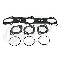 Yamaha-Intake-Gasket-Kit-1200-PV-XLT1200-GP1200-XR1800-1999-2000-Gaskets-O-Rings