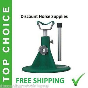 HOOFJACK farrier stand - Green