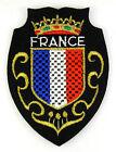 ECUSSON VILLE REGION BLASON BRODE EMBROIDERED PATCH MERESSE DRAPEAU FRANCE