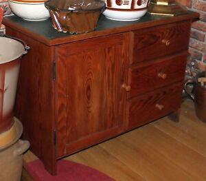 Alter Küchenschrank von ca.1910-20 | eBay