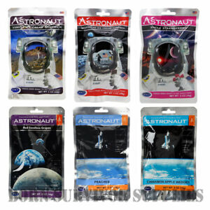 FREEZE-DRIED-SPACE-ICE-CREAM-amp-FRUIT-Astronaut-Food-Snack-Science-MRE-NASA-Gift