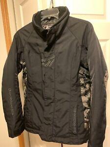 Womans-FXR-Winter-Jacket-Size-6-Black-Good-condition