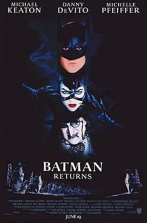 1 of 1 -  BATMAN RETURNS..REG 4..NEW & SEALED